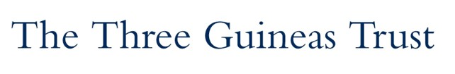 Three Guineas Trust Logo